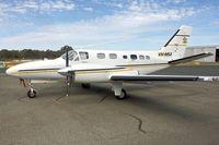 VH-NSA @ YPJT - Cessna 441, c/n: 441-0087 at Jandakot