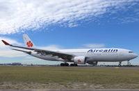 F-OJSE @ YSSY - Aircalin. A330-202. F-OJSE cn 510. Sydney - Kingsford Smith International (Mascot) (SYD YSSY). Image © Brian McBride. 10 August 2013 - by Brian McBride