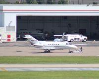 N832QS @ TPA - Hawker 800XP