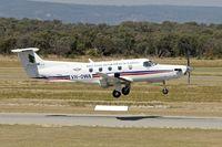 VH-OWA @ YPJT - 2009 Pilatus PC-12/47E, c/n: 1105 at Jandakot
