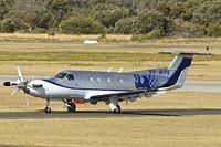 VH-WPE @ YPJT - 2006 Pilatus PC-12/47, c/n: 704 Police  at Jandakot