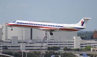 N847AE @ MIA - Eagle E140