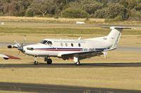 VH-OWD @ YPJT - 2009 Pilatus PC-12/47E, c/n: 1140 at Jandakot
