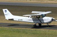 VH-WOJ @ YPJT - 1977 Cessna 172N, c/n: 17269255 at Jandakot