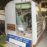 VH-WAC - Cockpit of Avro 652A Anson 1, c/n: MG271 at Perth Aviation Heritage Museum