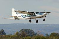 VH-FGQ @ YPJT - 1996 Cessna 208, c/n: 20800251 at Jandakot