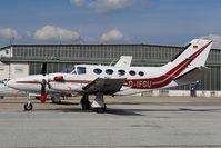 D-IFGU @ LOWW - Cessna 425 - by Dietmar Schreiber - VAP