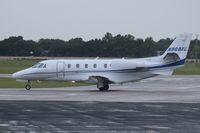 N868XL @ ORL - Citation 560XL