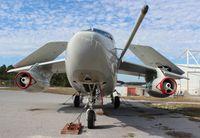 N875RS @ NPA - EA-3B Skywarrior - by Florida Metal