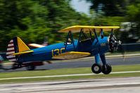 N1370V @ KDNL - Boshears Air Fest 2014 - by Ron Malec