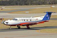 VH-OWJ @ YPJT - 2013 Pilatus PC-12/47, c/n: 1411 at Jandakot
