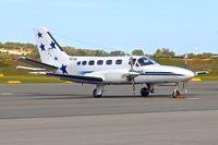 VH-LBD @ YPJT - Cessna 441, c/n: 4410296 at Jandakot