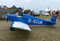 D-ECUK @ EDMT - D-ECUK  at Tannheim 24.8.13 - by GTF4J2M