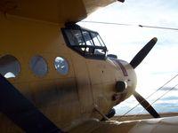 C-FAKA - Antanov AN-2 C-FAKA At Airdrie Sept 2013 - by moe