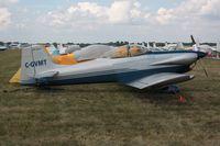 C-GVMT @ OSH - 2009 Vans RV-4, c/n: 1444 - by Timothy Aanerud