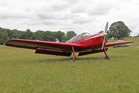 G-AKIN @ X1WP - Miles M-38 Messenger 2A at The De Havilland Moth Club's 28th International Moth Rally at Woburn Abbey. August 2013. - by Malcolm Clarke