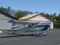 N170BG @ SZP - 1952 Cessna 170B, Continental C-145-2 145 Hp, beautiful classic - by Doug Robertson