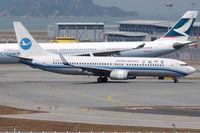 B-5151 @ VHHH - Xiamen Airlines - by Martin Nimmervoll