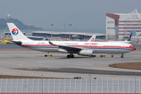 B-6095 @ VHHH - China Eastern Airlines - by Martin Nimmervoll