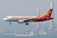 B-LPI @ VHHH - Hong Kong Airlines - by Martin Nimmervoll