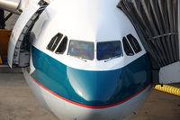B-HLS @ VHHH - Cathay Pacific - by Martin Nimmervoll