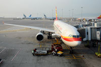 B-LNE @ VHHH - Hong Kong Airlines - by Martin Nimmervoll