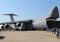 85-0006 @ BAD - At Barksdale Air Force Base. - by paulp