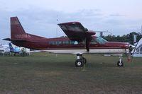 N908KA @ KLAL - Cessna 208