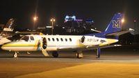 N911UM - University of Michigan Cessna 560