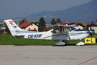 OE-KHF @ LOWS - Cessna 182