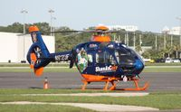 N912UF @ ORL - University of Florida Medical EC 135