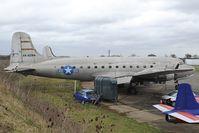 N31356 @ EGSX - Douglas DC4