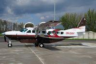 OK-DAY @ LKPD - Cessna 208