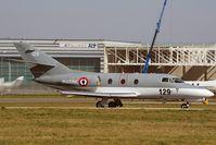 129 @ LOWW - French Marine Falcon 10 - by Dietmar Schreiber - VAP