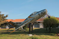 52-8879 @ LFBM - preserved at Mont de Marsant - by B777juju
