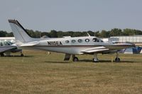 N115EA @ OSH - 1978 Cessna 340A, c/n: 340A0484 - by Timothy Aanerud
