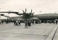 CCCP-67691 @ TRN - International Air Fair in the sixties - by Ernesto Savio