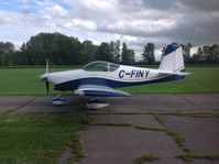 C-FINY - Photo taken at CPR2, Embrun Airpark - by R. LaRose