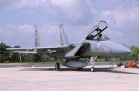 232 @ LFSO - RSAAF F-15D 232 flew in USAF service as 79-0006 - by Nicpix Aviation Press  Erik op den Dries