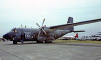 50 38 @ EGVI - Aerospatiale C-160D Transall [60] (German Air Force) RAF Greenham Common~G 23/07/1983. Taken from a slide.