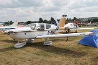 D-EGRX @ EBDT - Schaffen Fly-inn 2013 - by Raymond De Clercq