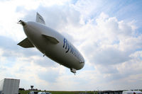 D-LZFN @ LFPT - AIRSHIP PARIS 2014 - by Thierry DETABLE