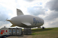 D-LZFN @ LFPT - AIRSHIP PARIS 2013 - by Thierry DETABLE