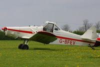 G-BFEV @ X4KL - Trent Valley Gliding Club, Kirton in Lindsay - by Chris Hall