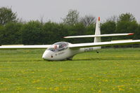 G-CHFH @ X4KL - Trent Valley Gliding Club, Kirton in Lindsay - by Chris Hall