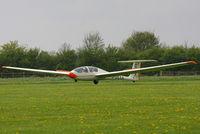 G-DEXA @ X4KL - Trent Valley Gliding Club, Kirton in Lindsay - by Chris Hall