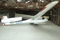 G-DDJX @ X4KL - Trent Valley Gliding Club, Kirton in Lindsay - by Chris Hall