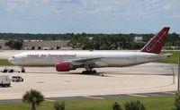 N918AX @ MCO - Omni Air 777-200