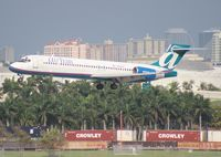 N920AT @ FLL - Air Tran 717