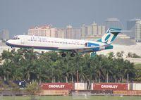 N920AT @ FLL - Air Tran 717